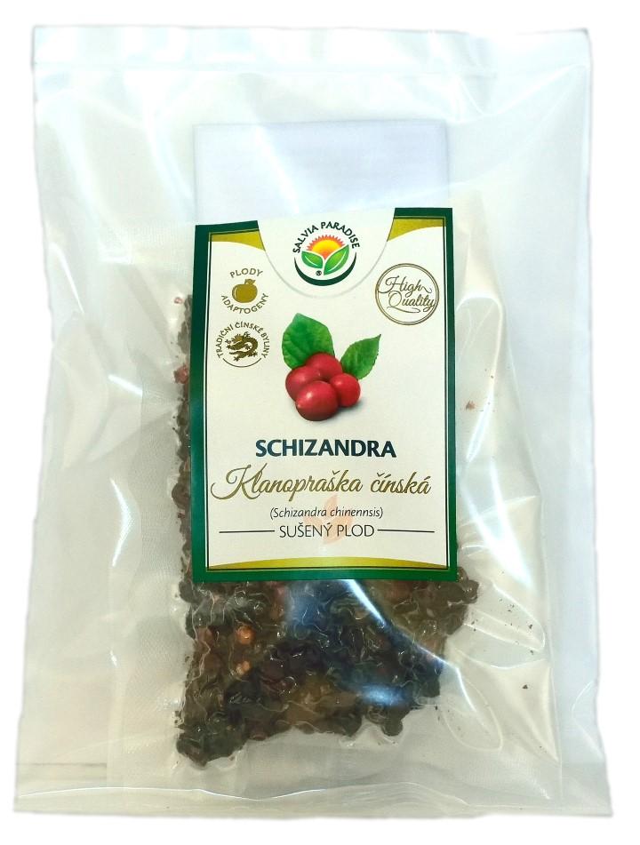 Salvia Paradise Schizandra čínská plod HQ 100g Balení: 1 ks