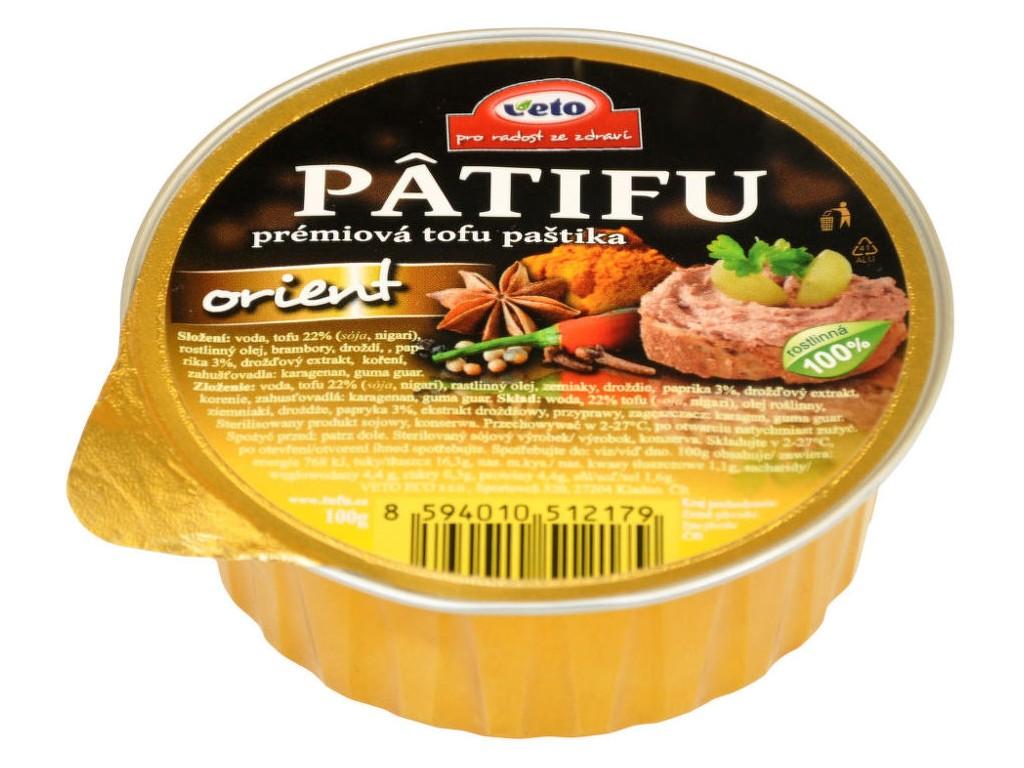 Veto Eco Patifu orient 100g