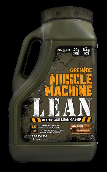 Grenade Muscle Machine Lean 1,84kg Jméno: Muscle Machine Lean 1,84kg čokoláda
