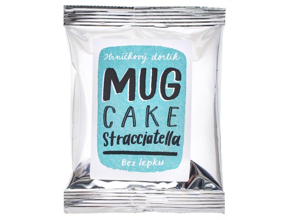 NOMINAL Hrníčkový dortík MUG CAKE stracciatella 60g, min.trv. 28.5.2019