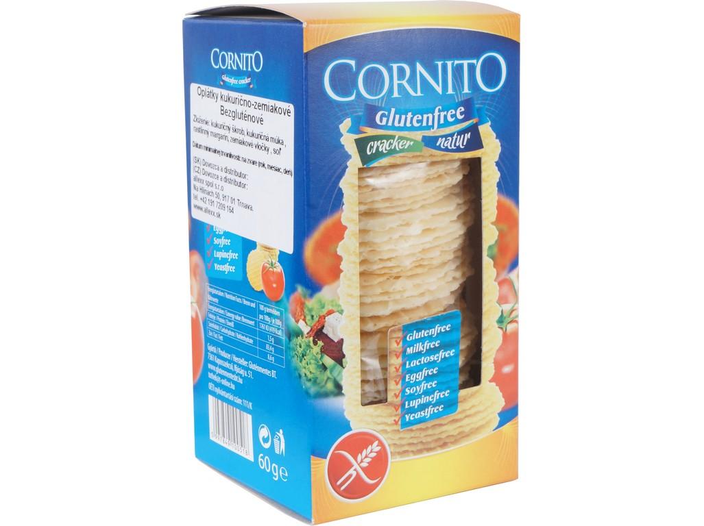 Cornito Krekry slané bezlepkové 60g