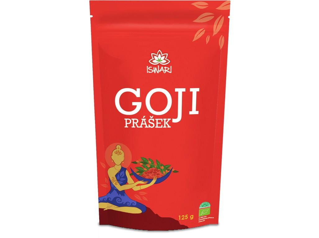 Iswari Bio Goji prášek 125g