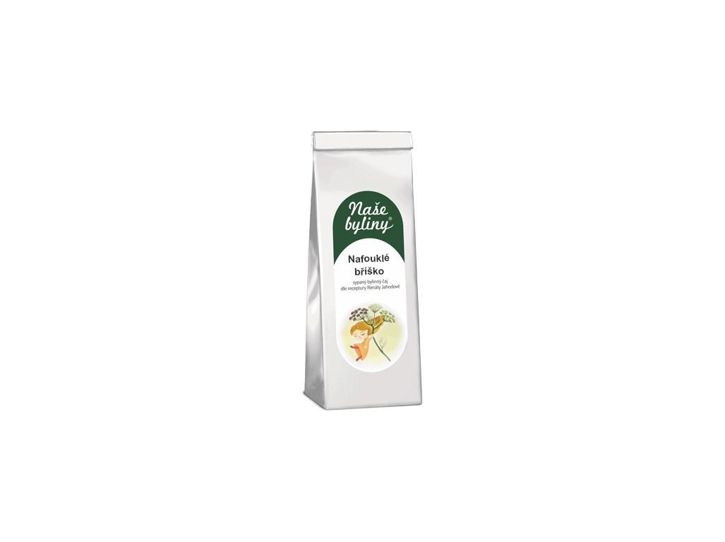 OXALIS Nafouklé bříško bylinný sypaný čaj 50g