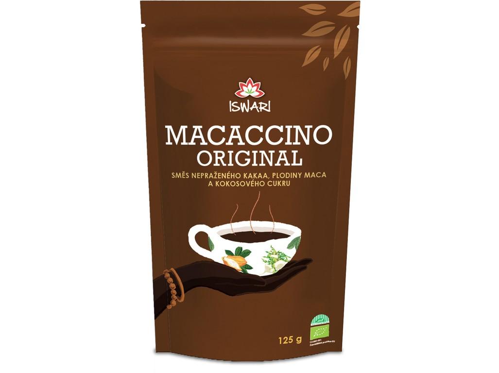 Iswari Bio Macaccino 125g
