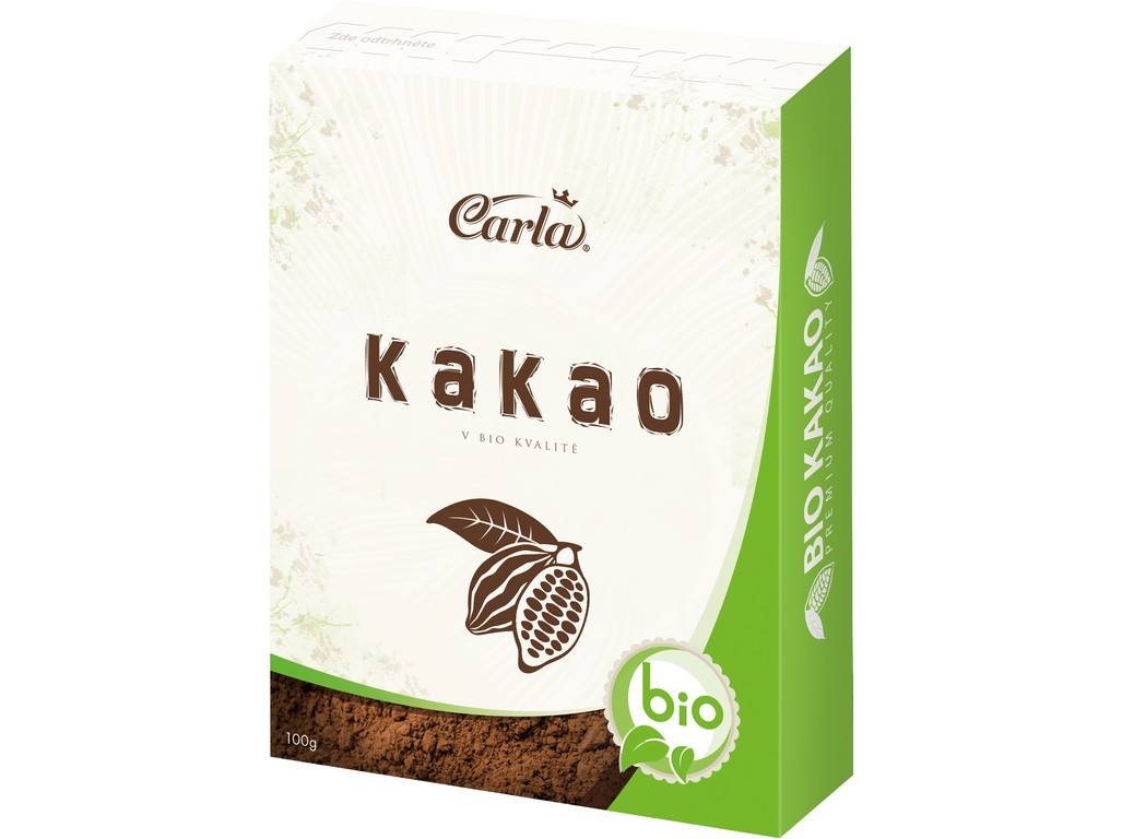 Carla Bio Kakao na pečení - krabička 100g