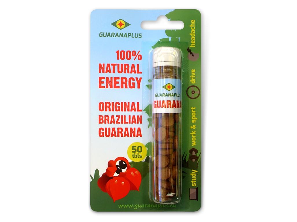 GUARANAPLUS Guarana 50 tablet