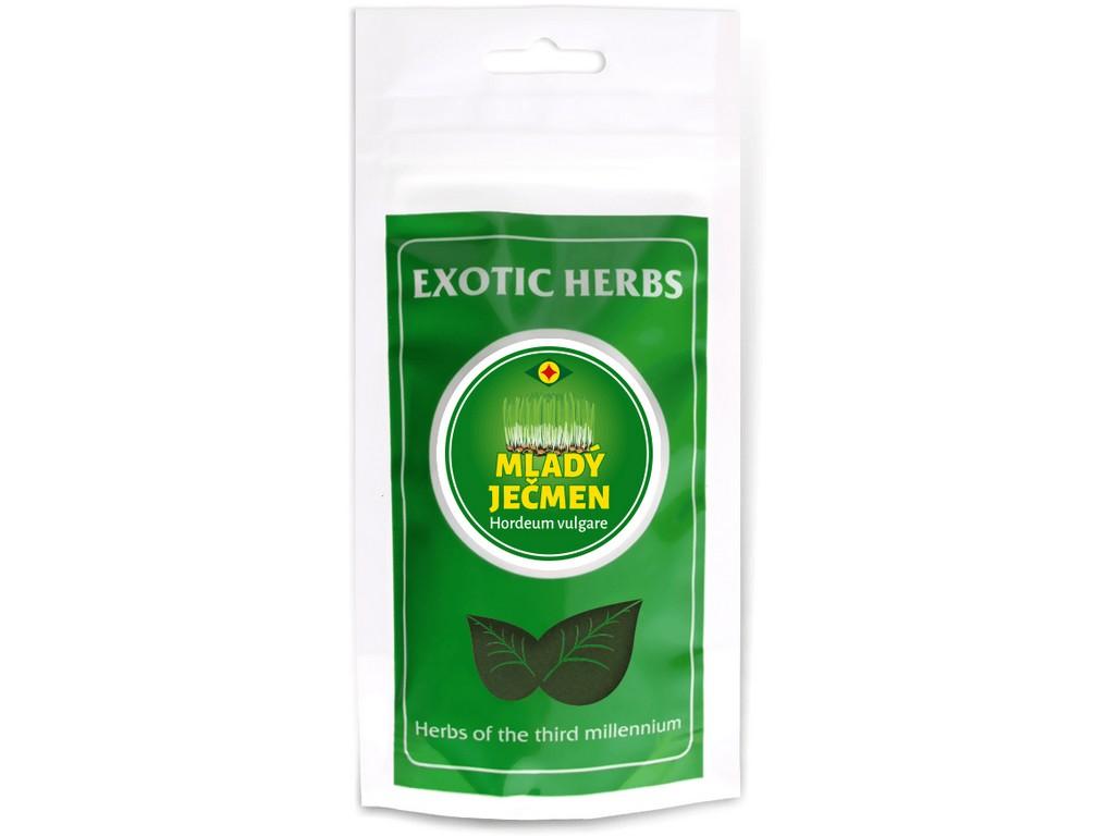 GUARANAPLUS Mladý zelený ječmen 100% sušená šťáva v prášku 75g