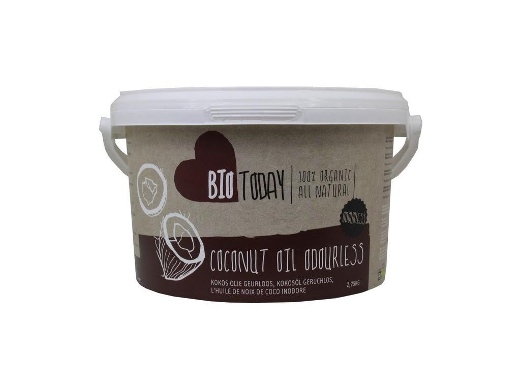 Bio Today Bio Kokosový olej bez vůně Today 2250g