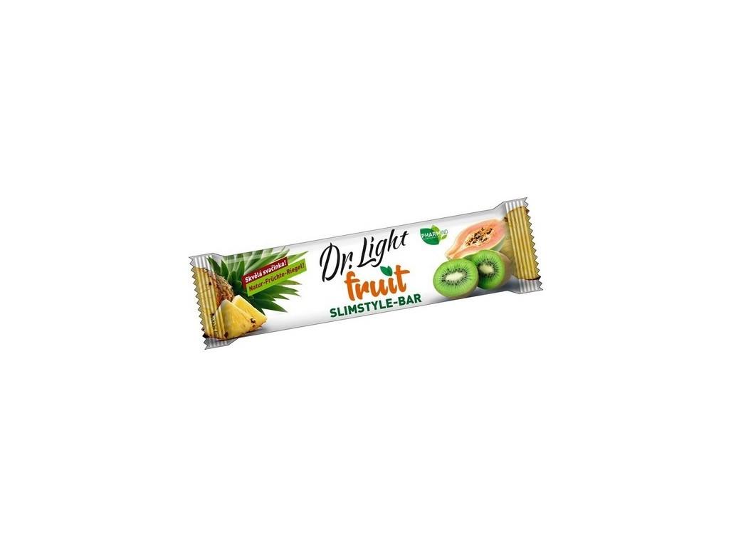 Dr. Light Tyčinka ovocná Dr.Light Fruit SLIMSTYLE-BAR 30g