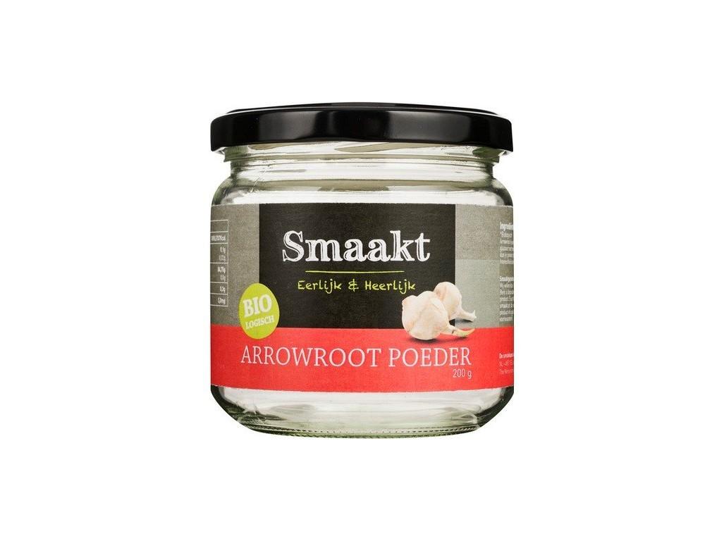 Arrowroot (Kuzu), Bio – Smaakt, 200g