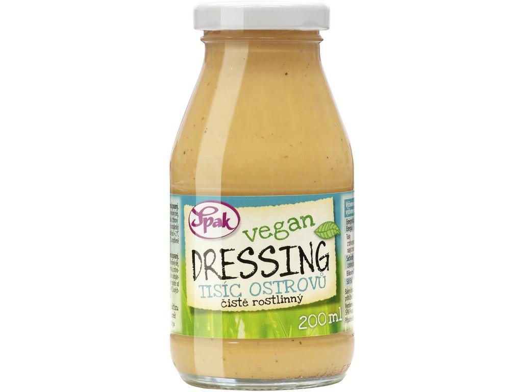 Spak Dressing Vegan Tisíc ostrovů 200 ml