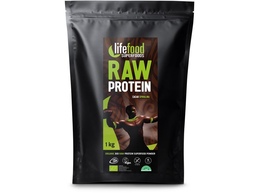 Lifefood Bio protein kakaový raw - gastro 1 kg