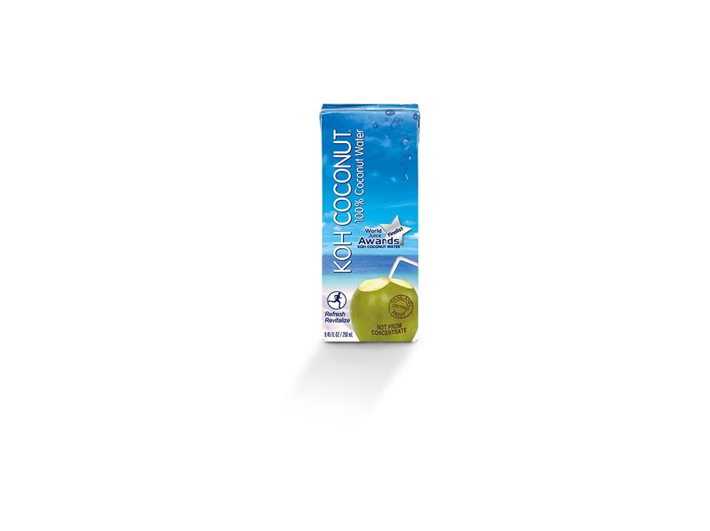 Koh coconut 100% kokosová voda 250 ml
