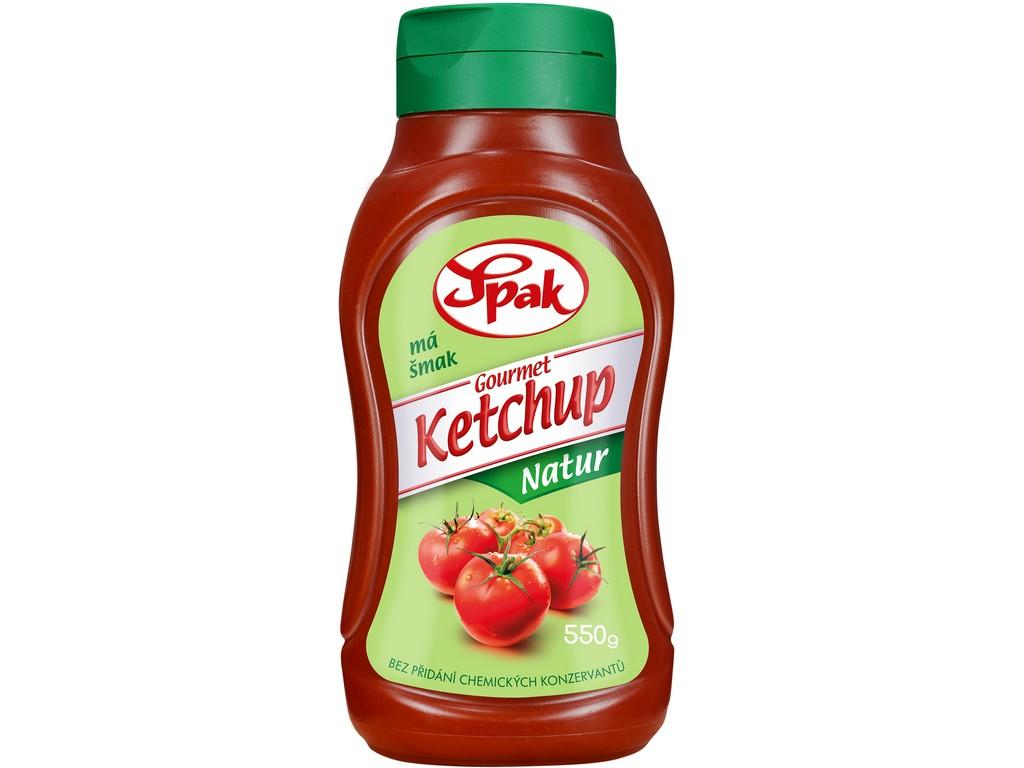 Spak Gourmet Ketchup Natur 500g