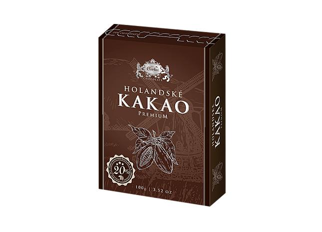 Carla Holandské kakao premium 100g
