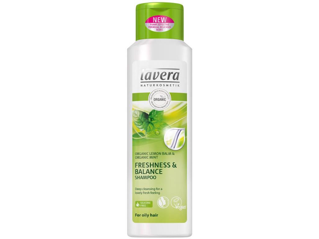 Lavera Balance šampon - pro normální a mastné vlasy 250ml