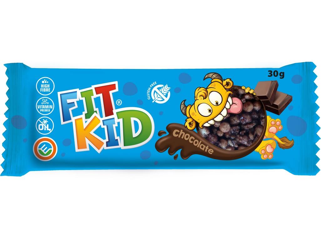 Max sport Tyčinka FIT KID čokoláda 30 g