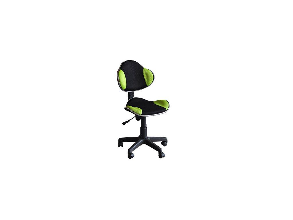 Screenshot 2021 02 05 Dětská židle Nova zelená černá Dětský pokoj Fortel(1)