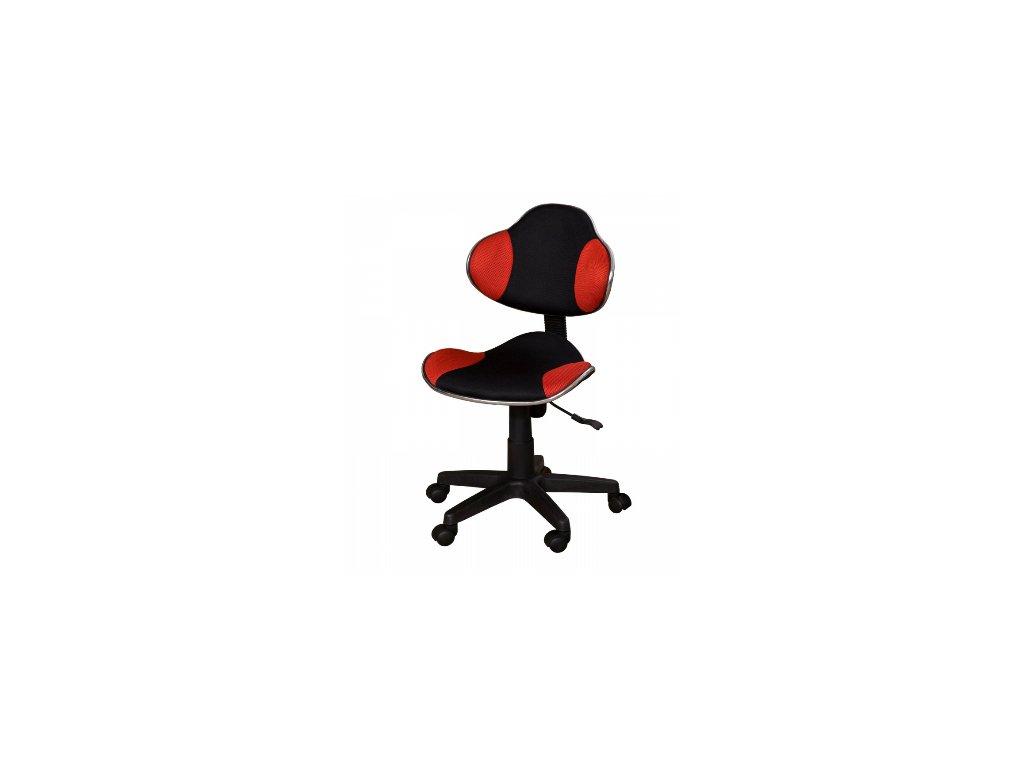 Screenshot 2021 02 05 dětská židle červená černá, Nova VYBERSITO cz(1)