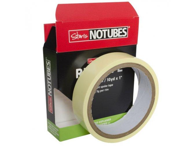 Žlutá páska NoTubes tubeless ready