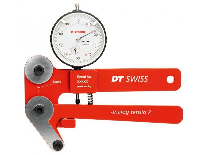 Tenzometr DT Swiss analogový
