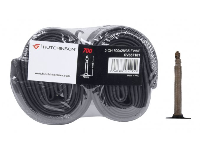 Duše Hutchinson Trek 700x28 - 35 FV 48mm - sada 2ks