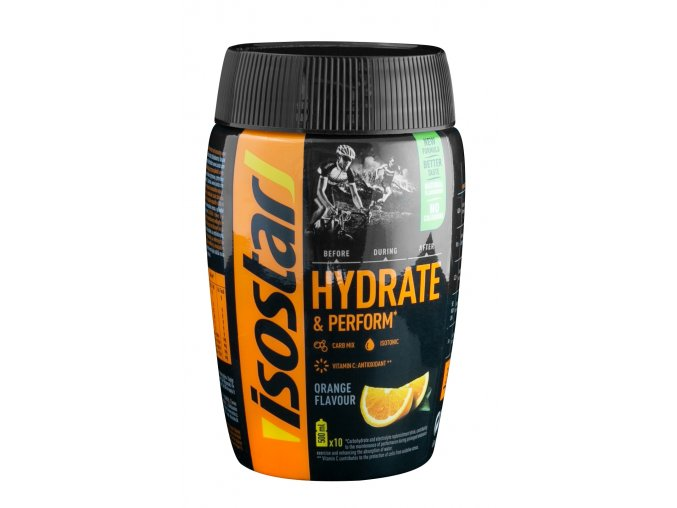 Isostar Hydrate and Perform 400g