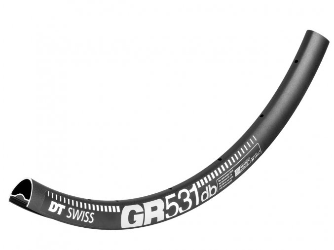 Ráfek DT Swiss GR 531 disc 650B