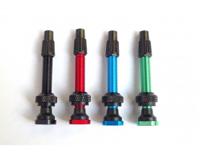 Ventilek Javax tubeless ready 40mm hliníkový