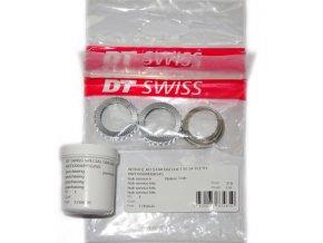 Zubatky DT Swiss 54T - upgrade kit