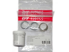 Zubatky DT Swiss 54T - upgrade kit