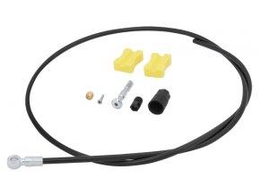 Brzdová hadička Shimano SM-BH90 černá 170cm