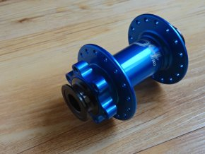 Přední náboj Hope Pro 4 Boost disc 15x110mm Torque Caps