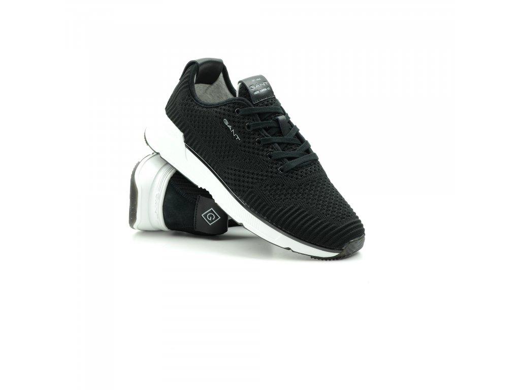 Pánské tenisky Gant-22637621-black-G00 (Velikost 46)