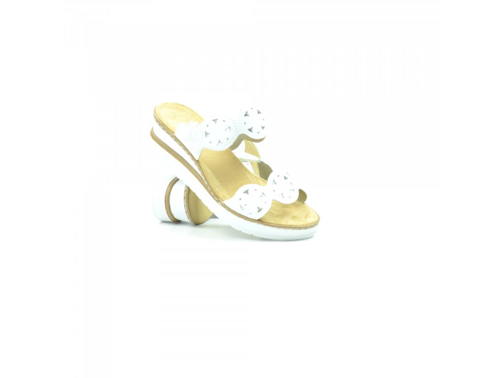 Dámské pantofle Rieker V38P5-80 (Velikost 42)