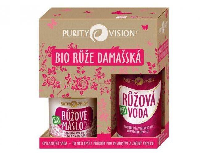 purity vision bio ruze damasska sada NZ4D