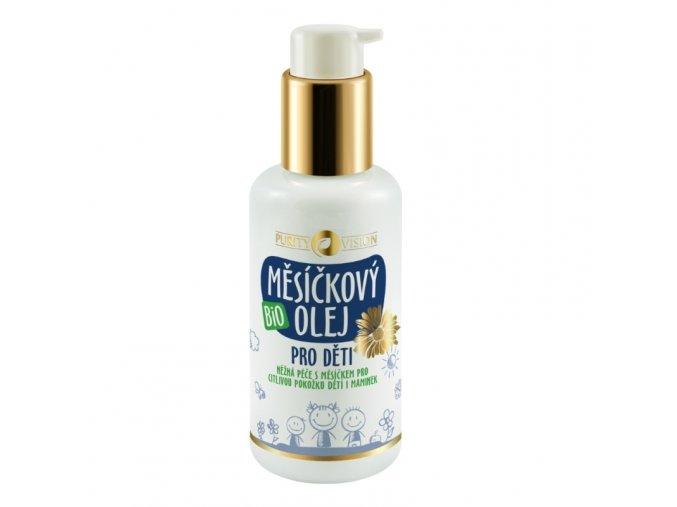 purity vision bio mesickovy olej pro deti 100 ml
