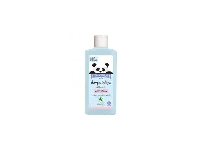 I Provenzali BIO dětský šampon na tělo i vlasy 250 ml