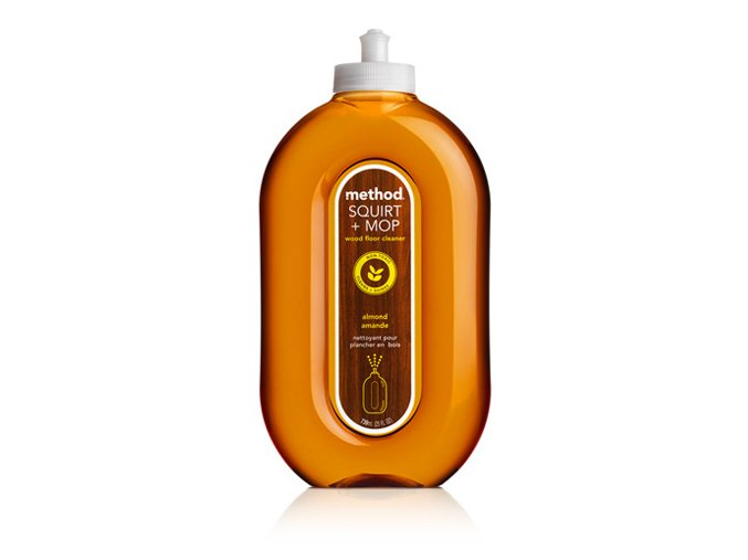 l method squirt mop hard floor cleaner almond cistic na drevene podlahy mandle ekologicke produkty cz