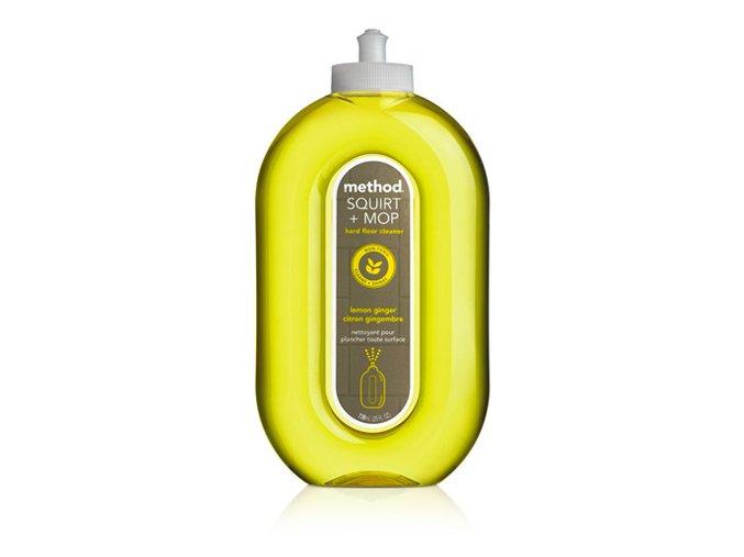 l method squirt mop hard floor cleaner lemon ginger ekologicke produkty cz