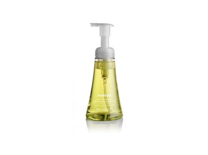 l method foamind hand wash green tee aloe vera penove mydlo na ruce