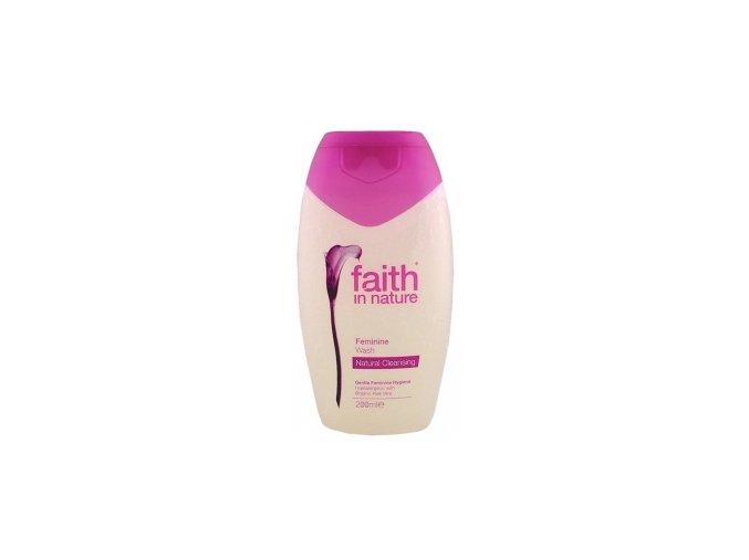 faith prirodni damsky intimni myci gel 200ml