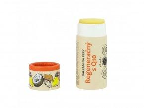 258399 1 kvitok regeneracni balzam na rty s q10 8 ml