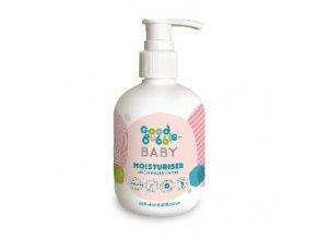 Good Bubble Dětský hydratační krém Bavlník bylinný a Aloe Vera 250ml
