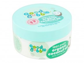 2000 good bubble organicky panensky kokosovy olej 185 g