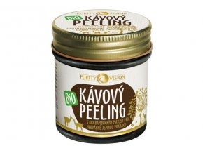 purity vision kavovy peeling 110g E2Xs