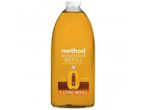 vyr 519 method wood floor refill 2l