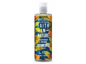 faith in nature prirodni sprchovy gel pena citrusy 400l 1447