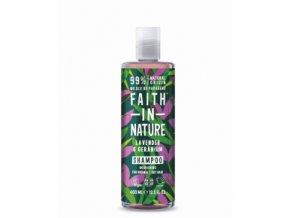 faith in nature prirodni sampon levandule 400ml 1216