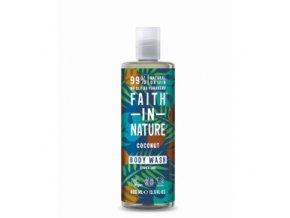 faith in nature prirodni sprchovy gel pena bio kokos 400ml 1184